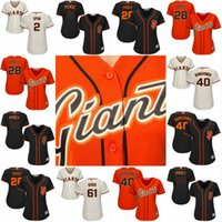 Women blackburn baseball - Women San Francisco Giants Custom Jersey Ty Blach Raymond Black Clayton Blackburn Matt Cain Baseball Jerseys