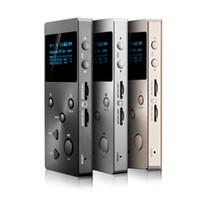 jogador do flac do flac do macaco venda por atacado-Atacado-xDuoo X3 Professional Lossless música MP3 HIFI Music Player com tela HD OLED Suporte APE / FLAC / ALAC / WAV / WMA / OGG / MP3