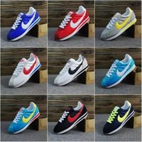 Wholesale Netted Shoes - Free shipping!Hot new 2017 men and women cortez shoes leisure nets shoes fashion outdoor shoes size 36-44