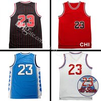 Wholesale Cheap Army Men - Throwback cheap #23 Jerseys 100% Stitched Embroidery Logos Shirt Free Shipping