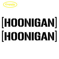 Wholesale 30sets CM Hoonigan Car styling Ken Block Drift JDM Moto Coche Car Stickers decals Laptop Motorcycle Decoration