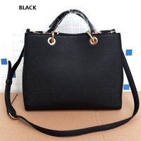 Wholesale Big Diamond Clutch - HOT big women bags MICHA KALL famous brand luxury lady PU leather handbags saffiano Designer saddle bags purse shoulder tote Bag Clutch