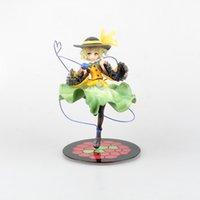 Wholesale Touhou Project Anime Figure - Anime Touhou Project Komeiji Koishi 1 8 Scale Painted PVC Action Figure Collectible Model Toy 20cm KT1747