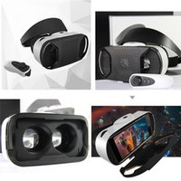 Wholesale Android Storm - Storm-Magic Mirror VR Glasses ABS&PC Virtual Reality Game glasses 3D Video for Android IOS Smartphone + Gamepad