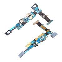 примечание зарядка flex оптовых-OEM для порта зарядки Разъем док-станции Micro USB-порт Шлейф Samsung Galaxy Note 5 SM-N9200 N920A N920T VS N920V N920F 5 Шт. / Лот