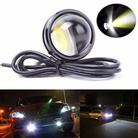 Vente en gros DC 12V Super Bright LED Light Eagle Eye Daytime Running Light DRL Lights imperméables pour Audi / BMW CE