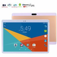 "Wholesale Octa Core Tablets - New metal shell 9.6 inch tablet Pc 1920*1200 Android 6.0 octa Core 4G LTE 4GB RAM 64GB ROM Dual SIM Card 9.6 ""Phablet GPS FM Google Play"