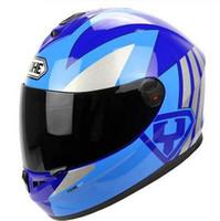 o capacete completo venda por atacado-Chegada nova YOHE 966 capacete da motocicleta full face capacete de inverno para homens e mulheres muitas cores escolher