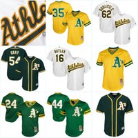Baseball blackburn baseball - Youth Oakland Athletics Custom Jersey Raul Alcantara John Axford Chris Bassitt Paul Blackburn Baseball Jerseys