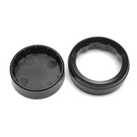 Wholesale Plastic Lens Cap - Wholesale-Black Tempered Glass UV Filter Lens + Plastic Camera Lens Cap Cover Protector For Xiaomi Yi 2  for Xiaomi Yi 4k DV Sport Camera