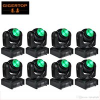 Бесплатная доставка (8 / Lot) High Quality 40W Mini Led Moving Head Light RGBW Led Spot Beam Mini Moving Head Stage Show Mini Disco Light 90V-240V