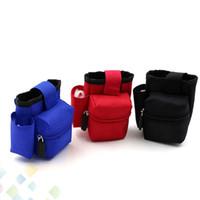 e cig carry toptan satış-E Sigara Buhar Cep E Çiğ Durumda 3 Renkler Buhar Torbası Mod Elektronik Sigara için Ücretsiz Nakliye DHL Ücretsiz