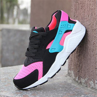 Wholesale Women Cheap Wedges Free Shipping - Hot sales 2017 Women's Shoes Breathable Cheap Women's Wedges Slippers Black   Pink Walk Running casual shoes free shipping