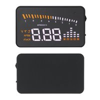 "Wholesale wholesale auto models - Auto HUD OBD II EOBD System Model Display X5 Multi-function 3"" Car HUD Vehicle-Mounted Head Up Display"