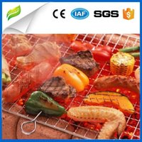 Wholesale High quality stainless steel bbq mesh