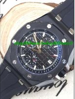 Wholesale Swiss Eta Watches - Luxury Watches Swiss Eta 7750 Forged Carbon 44mm ref: AU.OO.A002CA.01 Automatic Men's Watch Watches