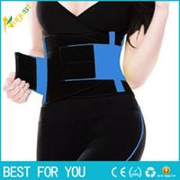 Wholesale Waist Cinchers Sale - Hot sale ! New arrival Waist trainer cincher Slim waist band orthopedic back support belt with best price