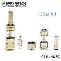 itaste 134 großhandel-Großhandels- 5PCS 100% ursprüngliches Innokin iClear x.i Clearomizer mit Doppelspulenzerstäuber gegen itaste 134 MVP VTR EP iclear 30s iclear x.i
