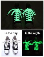 decoraciones de fiesta fluorescentes al por mayor-2pcs bricolaje de encaje luminoso con encaje fluorescente con cordón de color decoraciones de la boda del partido favores de la boda y regalos