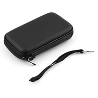 "Wholesale Eletronic Case - Wholesale- 1Pcs Compartments Case Black Hard Nylon Carry Bag Cover for 2.5"" HDD Hard Disk YKS Wholesale Store Eletronic Hot"