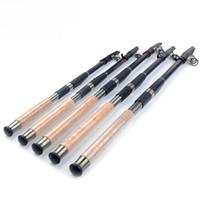 Wholesale Carp Feeder Rod - Carbon Fiber Fishing Rod Telescopic Fishing Pole Carp Feeder Spinning Rod 2.1m 2.4m 2.7m 3.0m 3.6m