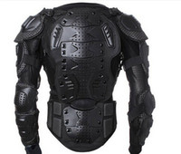 Wholesale Motorcycle Body Back Armor Spine - Wholesale- 2017new Professional Motorcycle Body Protector Motocross Racing Full Body Armor Spine Chest Protective Jacket Gear Back Support