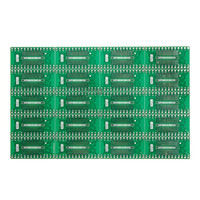 Wholesale 20 SOP SSOP TSSOP SOIC28 To DIP Adapter PCB Board Converter Double Sides