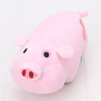 Wholesale Pig Toys For Birthday Gifts - 16cm Gravity Falls Pink Pig Waddles Plush Toy Stuffed Animals & Plush doll for birthday gift
