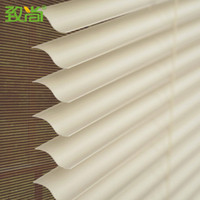 "Wholesale Chain Roller Ship - Wholesale-1"" Slats S Shape Venetian Blinds for Window Curtains ,with chain system Aluminum Headrail Free Shipping"