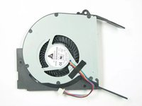 Wholesale Delta Fans Laptop - Delta BDB05405HHB, -AH51 DC 5V 0.36A 4-wire 4-Pin connector 45mm Server Laptop Cooling fan