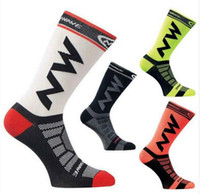 Wholesale Racing Bicycles Brands - 2017 High quality Professional brand sport socks Breathable Road Bicycle Socks Outdoor Sports Racing Cycling Sock Footwea