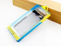 design caixa de telefone celular venda por atacado-Atacado new design pvc caixa de embalagem de varejo para iphone 7 7 plus para o telefone móvel modelo case capa com cabide especial
