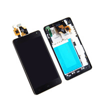 Wholesale E975 Screen - High Quality Full LCD Display Touch Screen Digitizer Replacement For LG Optimus G E975 E973