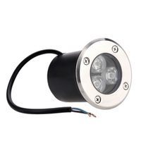 Wholesale W W W W W W W LED Underground Light W LED underground lamp AC85 V Waterpoof led underground