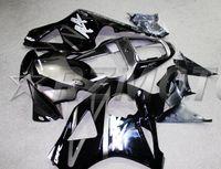 Wholesale Honda Cbr 954 Rr - 3 gifts For HONDA CBR954RR CBR900RR 02 03 Free Customized CBR CBR900 900RR 954 954RR CBR954 RR 2002 2003 Fairing Cool Silver Black Color