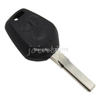 Wholesale Keyless Entry For Cheap - 3 Buttons Uncut Blade Remote Key Shell for Porsche 911 Boxster Keyless Car Key Fob Case Shell Cheap Replacement car Key Cover