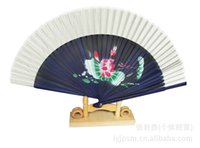 Wholesale Antique Brushes - Heat Sell Competitive Products Air Brushing Fan View Point Gift Fan Ma'am Fan