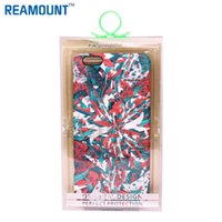 Wholesale galaxy s4 case protective - Wholesale Colorful Retail packaging Package PVC Box for iPhone 6 7 Protective Case for Galaxy S4 S5 Cell Phone Case Pack