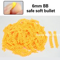 Wholesale 6mm Pistol Bb Gun - NF 6mm Air Soft bb Gun Airgun Paintball Gun Pistol & Soft Bullet Gun Plastic Kids Toys
