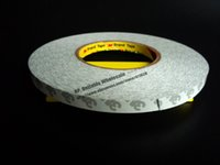 Wholesale Electrical Touch - Wholesale- 2016 1 Roll 20mm (or 18mm  19mm) * 50meters 3M9080 Double Sided Adhesive Tape Widely Use for LED Panel Strip, Electrical Touch
