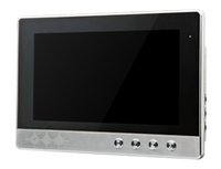 "Wholesale Entry Intercom System - 10""LCD big screen Wired Video Door Phone Doorbell Entry Intercom System indoor monitor in black"
