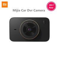 автомобильный удаленный dvr оптовых-Wholesale- Xiaomi Mijia Carcorder Car Recorder F1.8 1080P 160 Degree Wide Angle 3 Inch HD Screen Car DVR Camera MI home APP Remote control