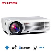 Wholesale Home Theater Projector Cheap - 2017 Cheap Android OS wifi 1280x800 smart game BT96 bluetooth Video HDMI USB Full HD 1080P Home Theater LED Projector Proyector