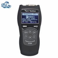 Wholesale Universal Auto Scanner Multi Language - Wholesale- Vgate MaxiScan VS890 Universal Diagnostic Tool Multi-language Auto Scantool MaxiScan VS 890 OBD2 Scanner