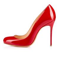 Wholesale cute stiletto shoes - Zandina Ladies Womens Handmade Fashion FeiFei 100mm Cute Basic High Heels Party Office Pumps Shoes Red Z70531