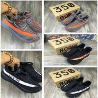 Wholesale Womens Flat Tassel Boots - With Box 2017 Cheap Wholesale Mens and Womens Running Shoes Boost 350 V2 SPLY-350 STEGRY BELUGA SOLRED Primenkit Sneakers Boosts Boots