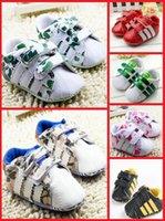 Wholesale Child Sport Fashion Shoes Wholesale - Baby fashion PU sports shoes 2016 new children soft toddler toddler shoes 11CM 12CM 13CM boys spring & autumn shoes 10pair