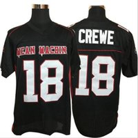 Wholesale Paul Crewe Sandler Cheap Men s Mean Machine The Longest Yard Football Jersey