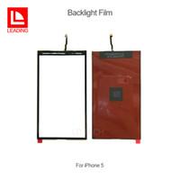 5s de pantalla original al por mayor-Original nueva pantalla LCD retroiluminación de la película para el iPhone 5 5s 5c 6 6 más 6 s 6 s más 7 7 plus reemplazo envío gratis
