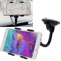 Wholesale Telephones Galaxy - Support Telephone Para Celular Auto Car Phone Holder Mobile Cell Smartphone Gps Accessory For Samsung Galaxy Note 7 5 J5 A5 2016